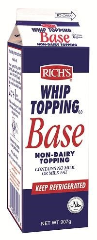 Rich's Topping Base 907 gr