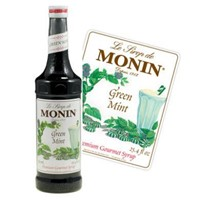 MONIN Syrup Greenmint 70 cl